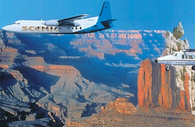 APG Hellas, GSA for Scenic Airlines, invites Greek public to visit the Grand Canyon.
