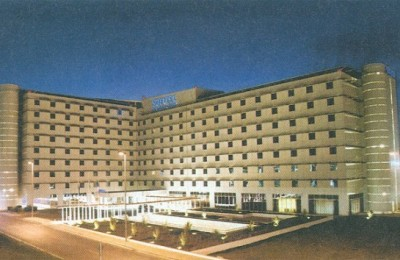 Although open for some time now, the Sofitel Athens Airport hotel's official opening is to take place early in 2002.
