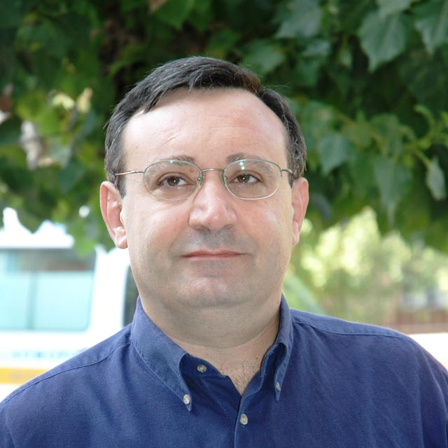 George Doukas President, Panhellenic Federation of Tourism Enterprises