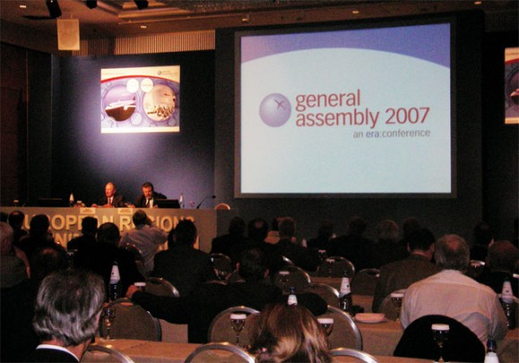 ERA General Assembly 2007