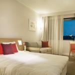 Novotel Athenes' room