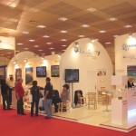 The Cyclades stand was one of the pavilions that attracted the majority of visitors. During the exhibition, Cyclades Prefect Dimitris Bailas visited ferry companies and refered to the general request of the island group's representatives for the re-establishment of the Thessaloniki-Crete-Cyclades line. According to reports, it is considered highly possible for the line to operate for the April-October 2010 season.