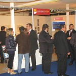 Even though travel agency Kavaliero Viajes just began operations this past May its popularity was obvious at Philoxenia as the stand was busy almost all hours of the exhibition.