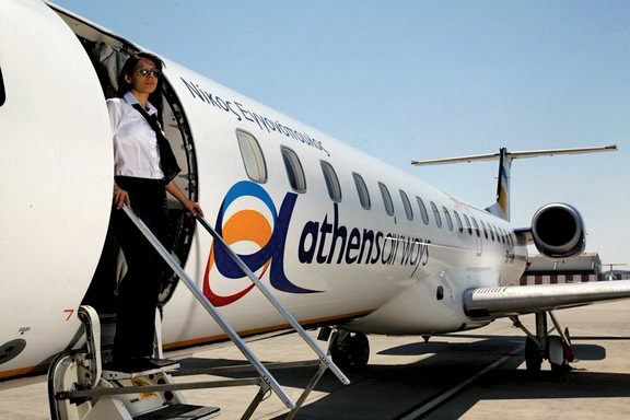 Athens Airways was annulled from serving the nine state subsidized air route destinations.