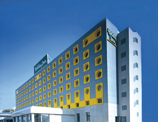 The Attica Holiday Inn has been renamed Holiday Inn Athens Airport.