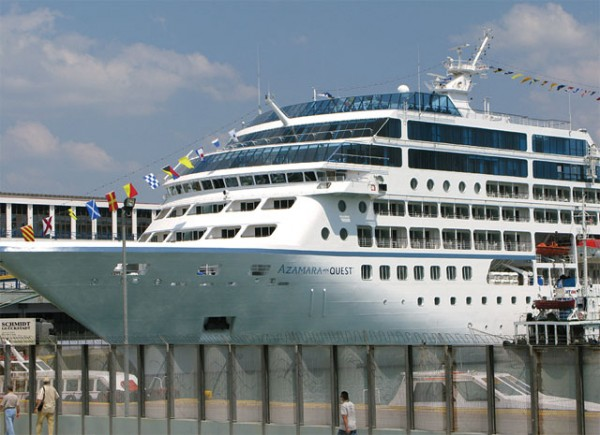 Greek cruise seemed to be on the up during the first three-months period of 2011 compared to 2010 figures, according to Piraeus Port Authority (PPA) Chairman and CEO Yiorgos Anomeritis.