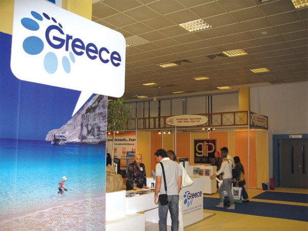 GNTO's stand at Summer Holidays Expo 2011.