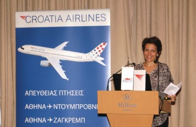 """Croatia Airlines hopes the launch of the Zagreb to Athens via Dubrovnik flight would help increase international destinations offered by Star Alliance,"" according to Zoe Skreki, managing director at Intermodal Air."