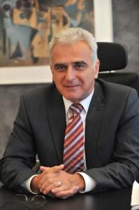 Paris Mavridis, President and CEO of HELEXPO