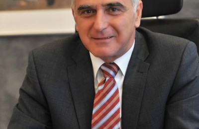 Paris Mavridis, President and CEO of HELEXPO