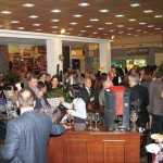 A cocktail reception, with a massive attendance, was held at the stand of Grand Hotel Palace and Mediterranean Palace Hotel in the evening of the first day of Philoxenia.