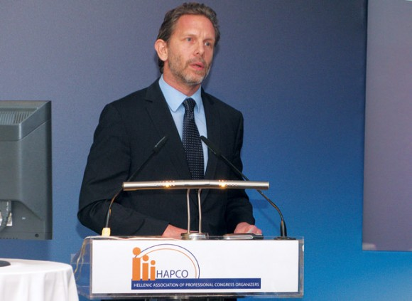 During his speech at HAPCO's 7th Pan-Hellenic Conference, Culture and Tourism Minister Pavlos Yeroulanos said Greece currently has conference facilities that could easily support conference and business tourism. He also underlined that investment interest was shown last month in regards to the transformation of the TaeKwonDo Olympic Venue in Palio Faliro into a Metropolitan Conference Center.