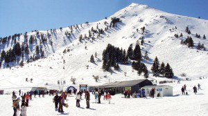 """This 2012 ski season has kicked off and the Kalavryta ski center is offering the """"All inclusive ski"""" package that is sold on-line and includes a ski pass, accommodation, a meal and the rental of ski or snowboard equipment at affordable prices."""