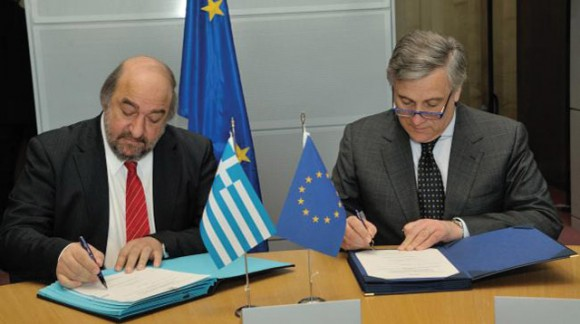 "George Nikitiadis, Greek deputy culture and tourism minister and Antonio Tajani, vice-president of the European Commission, responsible for industry and entrepreneurship, last month signed the memorandum of understanding of the ""50.000 tourists"" pilot initiative."