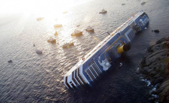 The tragic sinking of the Costa Concordia in January triggered discussions on safety regulations of cruise ships. Photo: www.kozmedia.com