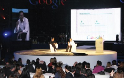 """Google Greece's general director, Stefanos Loukakos, had a one-on-one interview with Culture and Tourism Minister Pavlos Yeroulanos during the travel forum. On the subject of Turkey attracting more tourists than Greece, the culture and tourism minister said the reason was because tourists are not required to have a visa to enter Turkey as opposed to Greece. """"Europe does not see tourism as it should,"""" he stressed referring to the strict requirements of the Schengen Visa that keeps tourists from India and China out of Greece."""