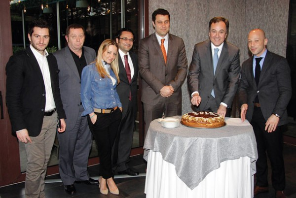Thessaloniki Hotels Association Cuts New Year's Pita