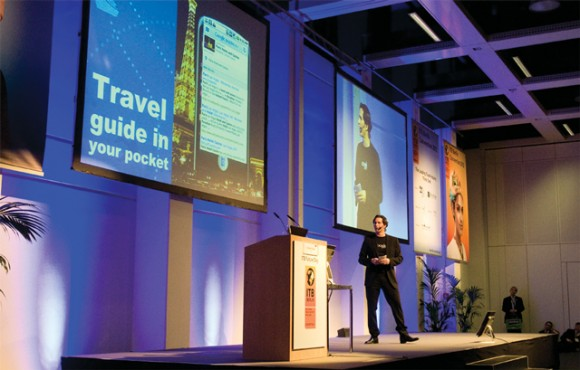 On the first day of the ITB Berlin Convention, Google's head of global travel top accounts, Dr. Bernd Fauser, gave the company's perspective on how tomorrow's travel bookings will be made and advised on what preparations the global travel industry should be making.