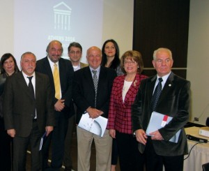 The Hellenic Chef's Federation will bid to host the 37th World Congress of WACS in 2016 in Athens.