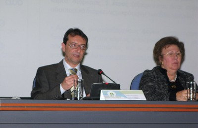 """Giannis Balakakis, CEO of Gnomon Performance, in late March presented the Geo Routes and Aegean Routes to an audience of tourism professionals and journalists. """"These routes are theme cultural expeditions and are addressed to experienced travelers from Greece and abroad that seek experiential travel experiences,"""" he said."""