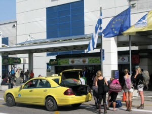 "The opening of the ""closed"" Greek taxi industry was part of a reforms package promised to international   creditors."