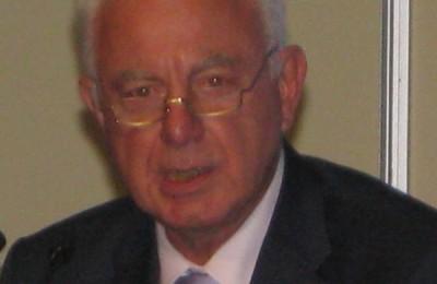 Greek Caretaker Prime Minister Panayiotis Pikramenos