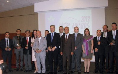 Aviation News' awards ceremony.