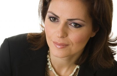 Despina Amarantidou, ARTION Conferences & Events President and Communication Manager
