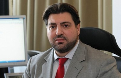 Heraklion Port Authority Chairman and Managing Director Ioannis Bras.