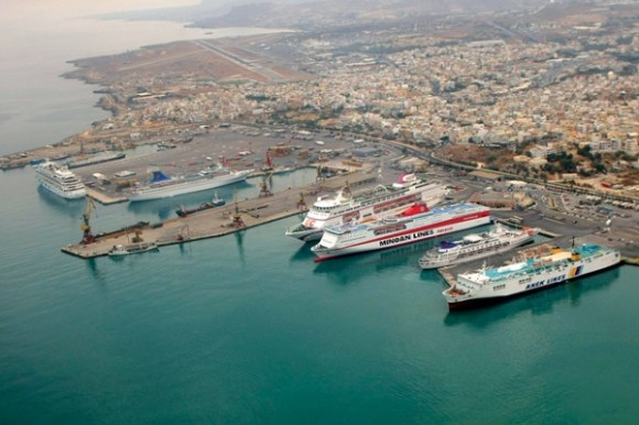Heraklion, Crete, is the homeport for Costa Atlantica on a 7-night Mediterranean cruise, which will provide 26 itineraries for 2012.
