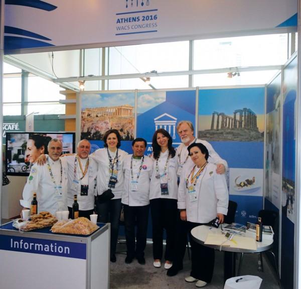 Athens 2016 WACS Congress
