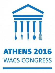 Athens 2016 WACS Congress-Logo