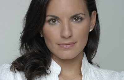 New Tourism Minister Olga Kefalogianni.