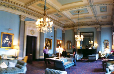 "The Carlton Club in the UK is home to the ""House of Hellenes"" as of 27 July and until 3 August."