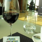 """The """"athenspotlighted"""" card."""