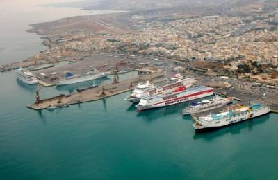 Heraklio Port, Crete