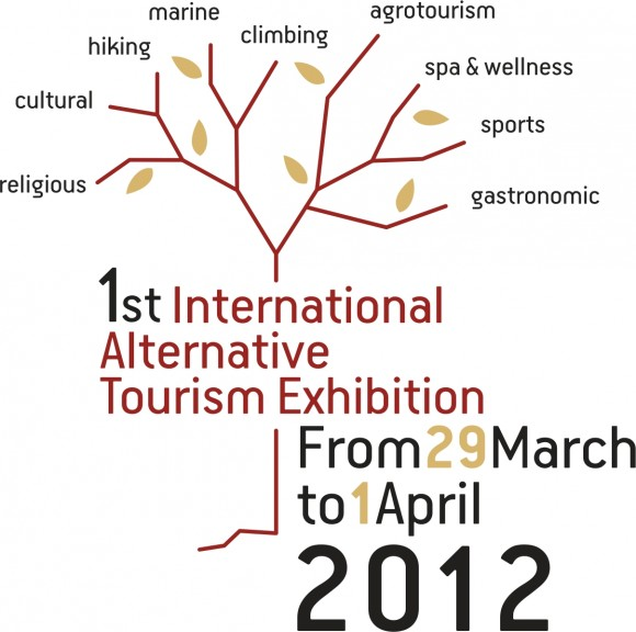 1st International Alternative Tourism Exhibiiton 2012
