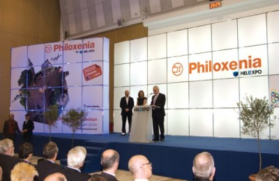 A revamped Philoxenia will take place 22-25 November 2012 at Helexpo in Thessaloniki.