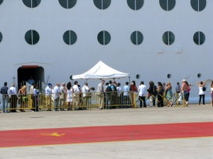 As of 1 September 2011 a new fee will be charged to Kerkyra Port that welcomes cruise ships.