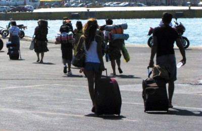 Greeks expected not to travel this summer.