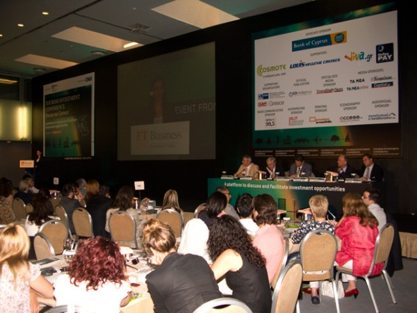 Greece is among preferences for hosting conferences, according to the Hellenic Association of Professional Congress Organizers (HAPCO).