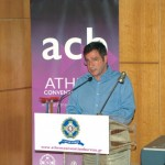 Athens Mayor Yiorgos Kaminis presented ACB's action plan and gave insight on the position and prospects of Athens in the international market of conferences and corporate meetings in light of the recent trends and developments.