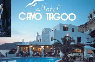 Cavo Tagoo Hotel recently awarded as the top first-class resort hotel in Greece.