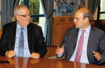 """If matters proceed as said, I believe 2013 will be a better year and tourism, the only pillar of development of our country, will boost our economy,"" Hellenic Association of Travel and Tourist Agencies President Yiorgos Telonis said after the association's meeting with Transport Minister Kostis Hatzidakis in late August."