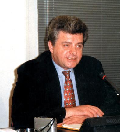 The tourism organization's secretary general, Evgenios Yiannakopoulos.