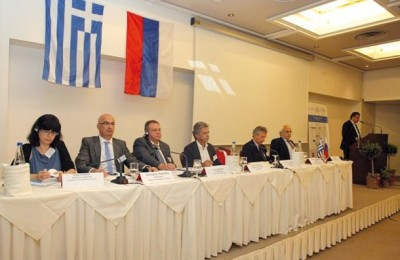 "Greek-Russian tourism forum ""Chartering the Future"""
