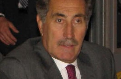 Turkish Minister of Culture and Tourism Ertuğrul Günay.