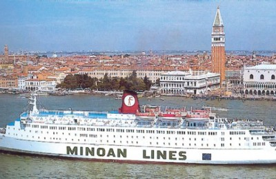Minoan Lines increase revenue and profits.