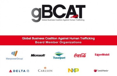 Global Business Coalition Against Human Trafficking (gBCAT)