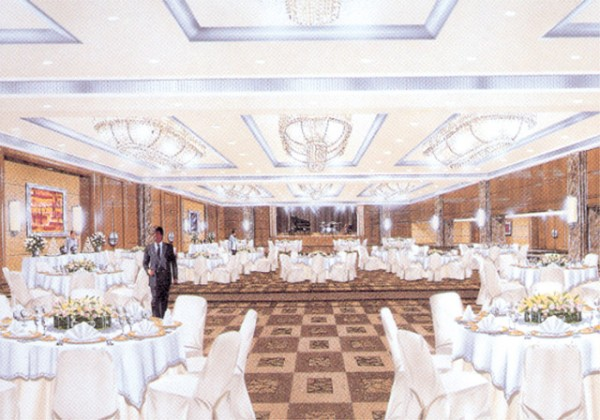 Athenaum Intercontinental renews conference areas.